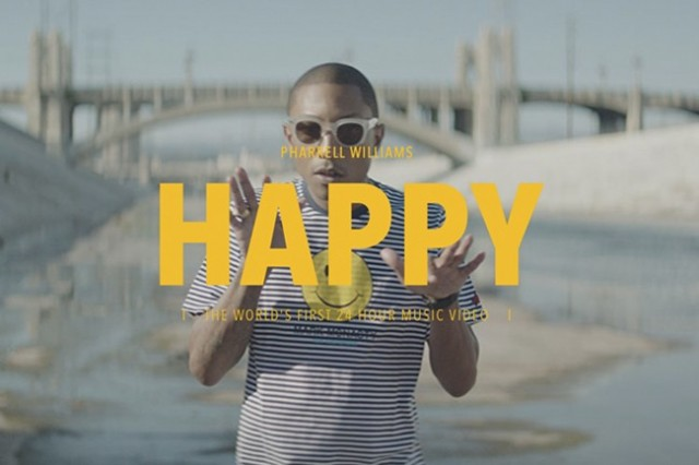 Pharrell Williams Interactive Video - Happy