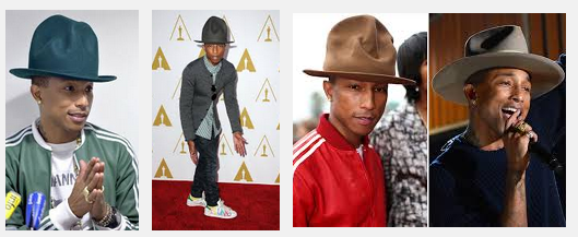 Pharrell Williams Interactive Video - Happy Hats Off
